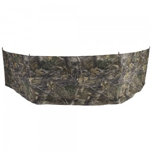 """Allen Stake Out Blind Real Tree Edge 10 Feet x 27"""""""