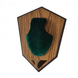 Allen Buck Horn Mounting Kit-Green