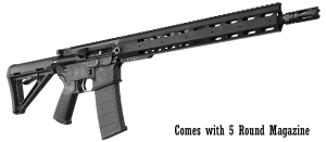 Anderson Mfg AM15-M4-15 Semi-Auto