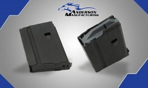 Anderson Mfg AR15 Pistol Magazine, 223 10 Rd