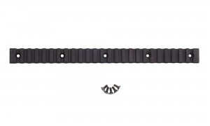 """Anderson Mfg Pic Rail 10"""" 5 Hole for Anderson EXT Forearm"""