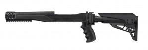 Advanced Technology International Strikeforce Ruger 10/22 Side Folding Stock-Black