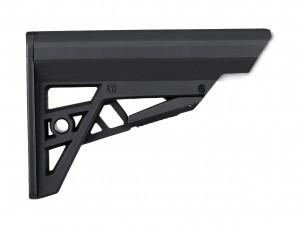 Advanced Technology International TactLite AR-15 / AR-10 Mil-Spec Stock-Black