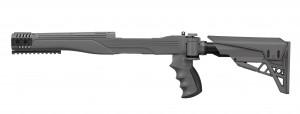 Advanced Technology International Strikeforce Ruger 10/22 Side Folding Stock-Destroyer Grey