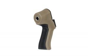 Advanced Technology International T3 Pistol Grip Moss 500/590, Maverick 88 12 & 20 Ga, Rem 870, Win SXP 12 Ga-FDE