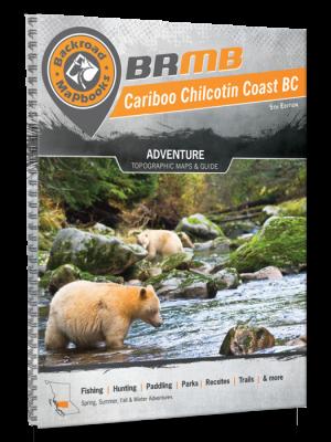Backroad Mapbooks Cariboo Chilcotin Coast 5th Edition