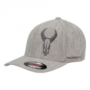Badlands Gray on Gray Hat S/M