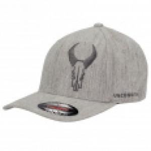 Badlands Gray on Gray Hat L/XL