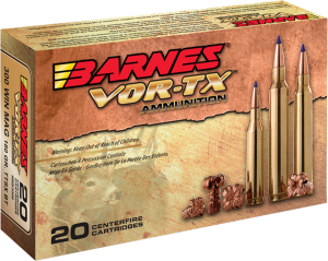 Barnes Bullets 300 Win Mag, 180 Grain TTSX BT