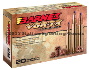 Barnes Bullets 308 Win, 168 Grain TTSX BT