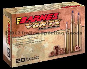 Barnes Bullets VOR-TX 270 WSM, 140 Grain TSX BT / 20 Rds