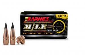 """Barnes Bullets 223 / 5.56 70 Gr .224"""" BT"""