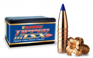 "Barnes Bullets 6.5MM 120 Gr .264"" BT"