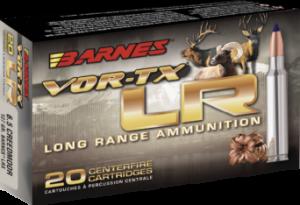 Barnes Bullets 6.5 Creedmoor, 127 Grain LRX