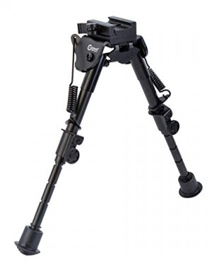 Battenfeld Tech Pic Rail XLA Bipod Fixed Black