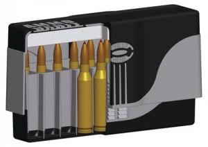 Battenfeld Tech Ammo Vault Box, Holds 20 Rds