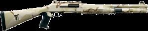 Benelli M4 Desert Camo