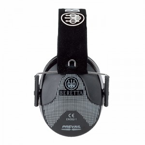 Beretta Beretta Standard Low profile Folding Earmuff-Black