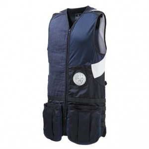 Beretta M.O.L.L.E. Shooting Vest XL-Navy Blue