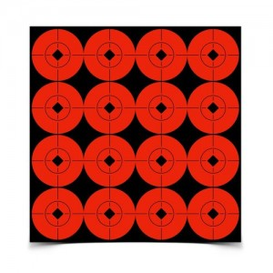 "Birchwood Casey Target Spots 1 1/2"" Orange-160 Targets"