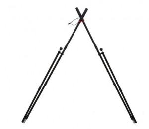 Bog Shooting Sticks (Standing)-Black
