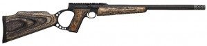 "Browning Buck Mark Target Gray Laminate 22 LR, 18 3/8"" Barrel"