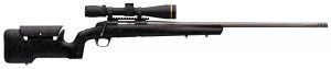 Browning X-Bolt Max Long Range Hunter