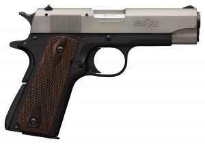 """Browning 1911-22 A1 Gray Full Size 22 LR, 4 1/4"""" Barrel"""