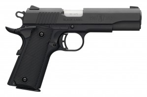 "Browning 1911-380 Black Label Full Size 380 ACP, 4 1/4"" Barrel"