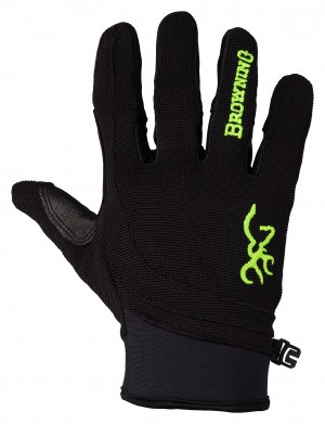 Browning Ace Shooting Glove XL-Black/Black