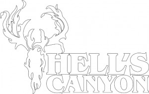 Browning Decal Hells Canyon White