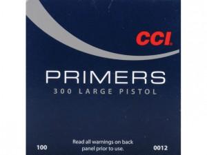 CCI 300 Large Pistol Primers - 100 Pk