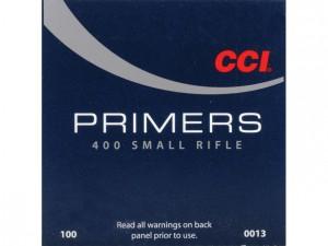 CCI 500 Small Pistol Primers - 100 Pk