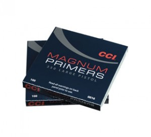CCI 350 Large Pistol Mag Primers - 100 Pk