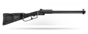 "Chiappa Firearms M6-22 Rifle/Shotgun Combo 22 LR/12 Ga x 3"", 18 1/2"" Barrel"