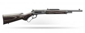 """Chiappa Firearms 1886 Take Down Wildlands Cerakote Dark Gray Skinner Peep 45-70 Gov't, 18 1/2"""" Barrel"""