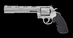 """Colt Anaconda Stainless Hogue Grip 44 Mag, 8"""" Barrel"""
