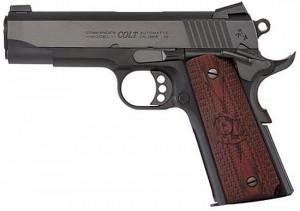 Colt Lightweight Commander Blued