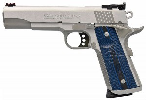 Colt Gold Cup Trophy Stainless FO