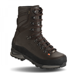 """Crispi Wild Rock GTX Insulated Leather Gore-Tex 10"""" Brown, 9 1/2 EE"""