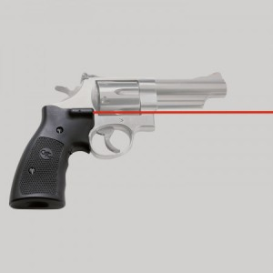 Crimson Trace Corp. Laser Grip S&W K, L or N Frame Square or Round Butt