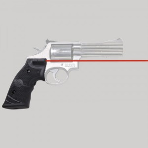 Crimson Trace Corp. Laser Grip S&W N-Frame Round Butt
