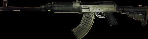Czech Small Arms CSA VZ 58 Tele Chrome