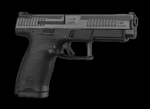 """CZ P-10SC Semi-Compact Black 9MM Luger, 4 1/2"""" Barrel"""
