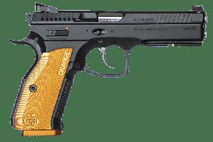 """CZ Shadow 2 Orange 9MM Luger, 4 3/4"""" Barrel"""