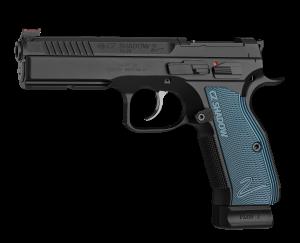 """CZ Shadow 2 Black Optic Ready 9MM Luger, 4 1/2"""" Barrel"""