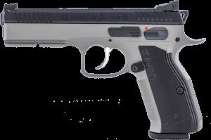 """CZ Shadow 2 Urban Grey 9MM Luger, 4 1/2"""" Barrel"""