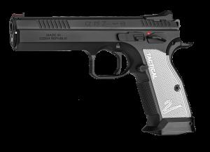 """CZ Tactical Sport 2 Black 9MM Luger, 5"""" Barrel"""