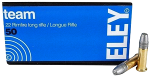 Eley 22 LR, 40 Gr FN