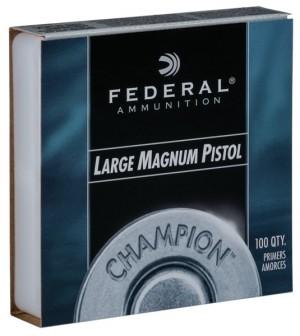 Federal Large Magnum Pistol / 100 Pk